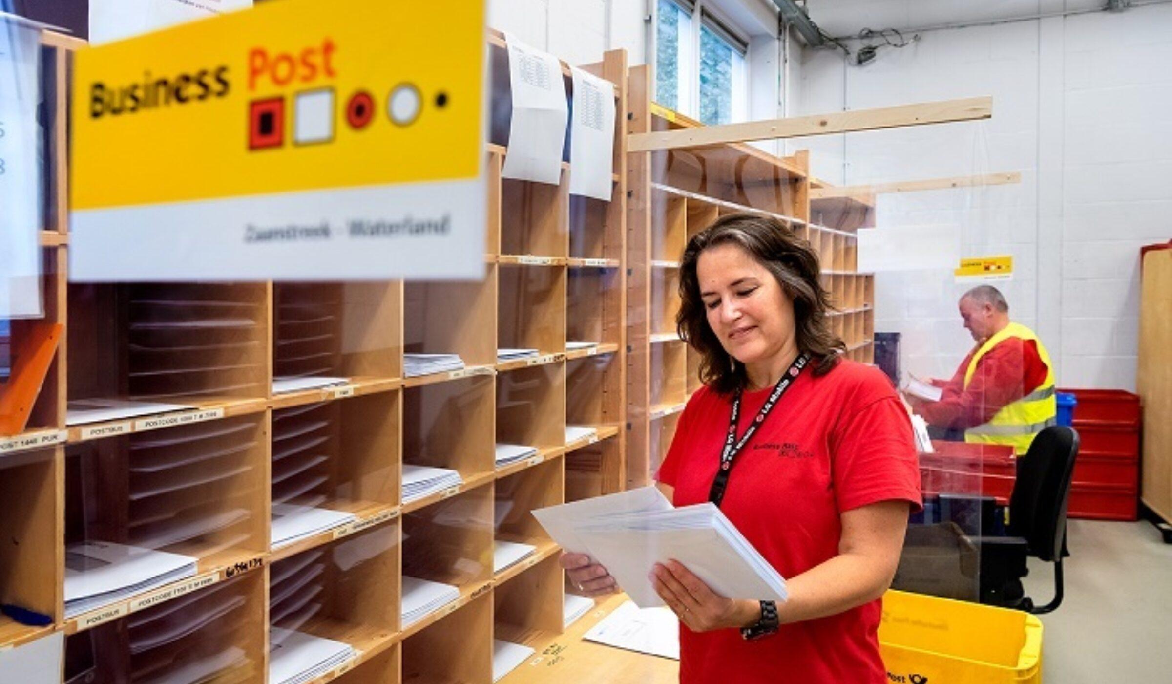 Business Post sorteren