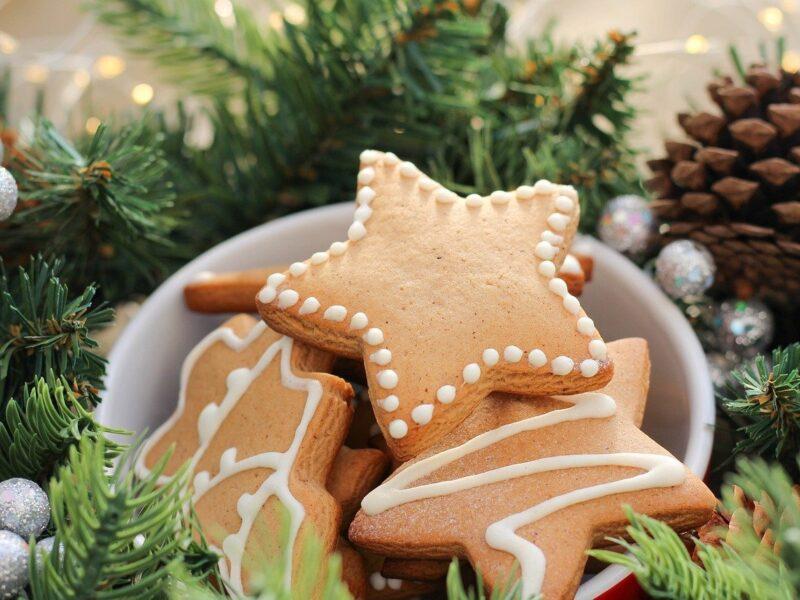 Cookies kerst