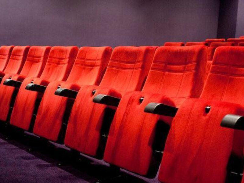 Filmzaal Zorg in Beeld bijeenkomst