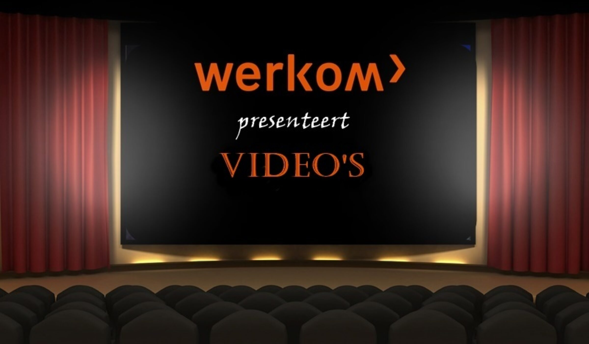 Werkom presenteert videos